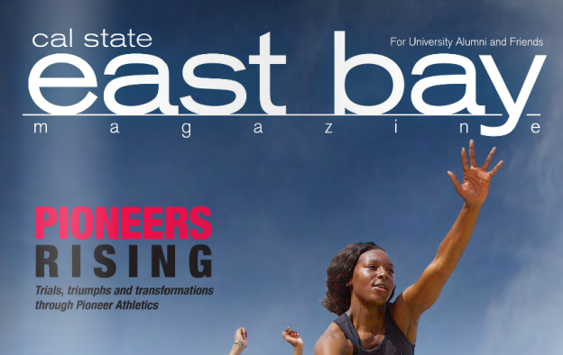 Cal State East Bay Magazine is now online